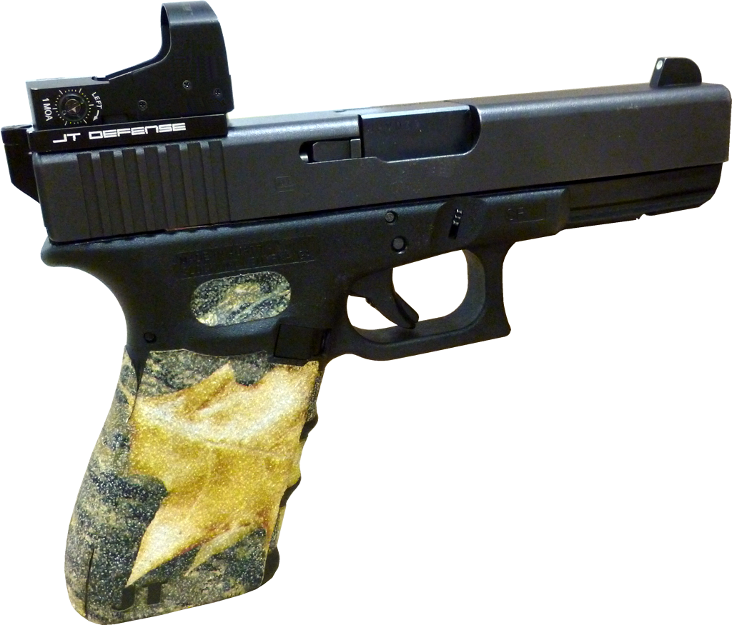 Glock Red Dot mount - Wide Mount