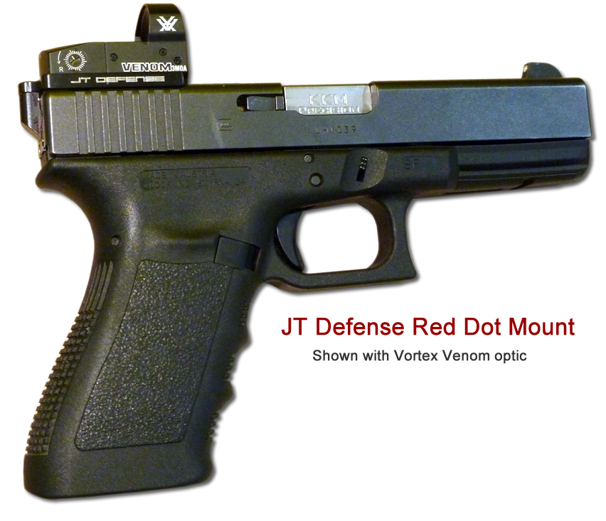 Vortex Venom Glock Mount - Red Dot