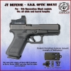 Red Dot Mount - 5th Gen Glock - Install a red dot sight on Glock